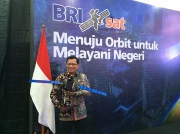 BRIsat Jadi Jalan Pemerataan Kesejahteraan Masyarakat Indonesia