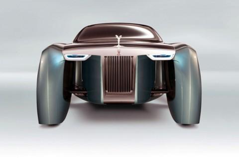 Rolls-Royce Hadirkan Vision Next 100 Concept
