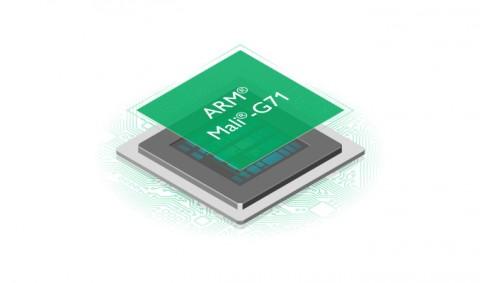 ARM Mali-G71, GPU Mobile Anyar Kelas Kakap