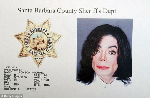 Dokumen Kepolisian Ungkap Sisi Kelam Michael Jackson