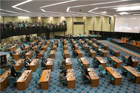 DPRD DKI Gelar Rapat Paripurna Istimewa HUT ke-489 DKI Jakarta