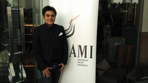 Dwiki Dharmawan Ditunjuk Sebagai Ketua Anugerah Musik Indonesia