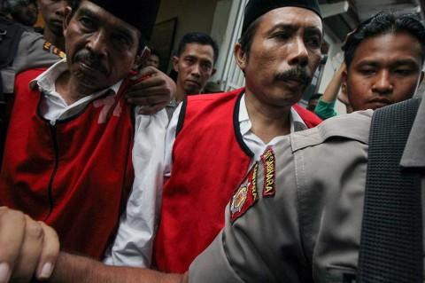 Pembunuh Salim Kancil Divonis 20 Tahun Penjara