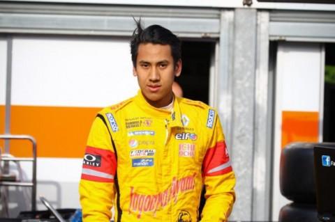 Sean Gelael Raih Podium <i>Feature Race</i> di Austria