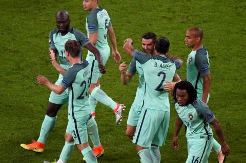 Ilustrasi Gol: Benamkan Wales, Portugal Melaju ke Final