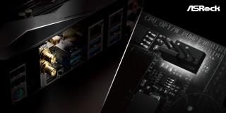 ASRock Rilis 2 Motherboard X99 Bertema Yin dan Yang
