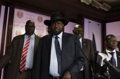 Presiden Sudan Selatan Deklarasikan Gencatan Senjata