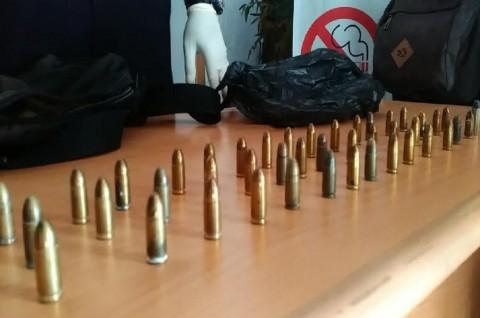 Puluhan Peluru Ditemukan di Pinggir Tol Biasa Digunakan TNI-Polri