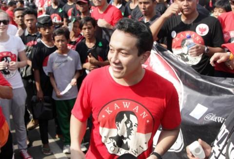 Eks Relawan Jokowi: Penunjukan Diaz Jangan Jadi Polemik