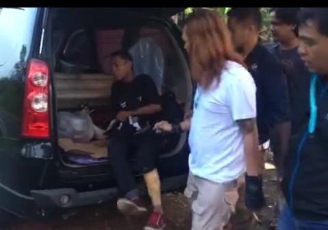 Polisi Tembak Kaki Pembunuh Perempuan Di Hotel Elysta