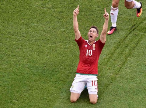 Zoltan Gera Terpilih sebagai Pencetak Gol Terbaik Piala Eropa 2016