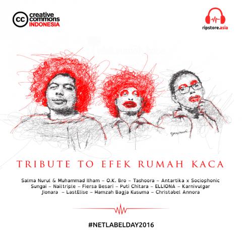 Album Tribute to Efek Rumah Kaca Diedarkan, Gratis