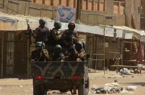 Diserang Kelompok Militan, 17 Tentara Mali Tewas