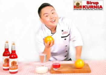 Cooking With Kevin by Sirup Kurnia, Nikmati Sirup dengan Cara Baru
