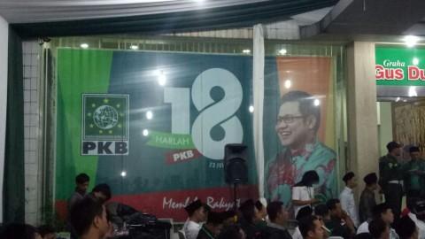 Sejumlah Menteri dan Elite Politik Kumpul di Acara Hari Lahir PKB