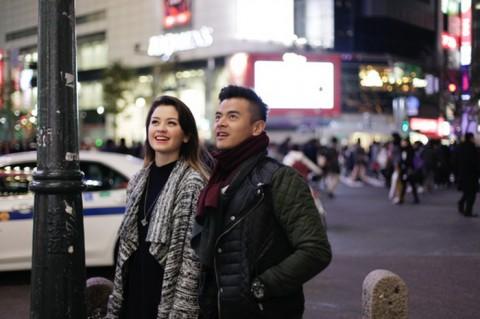 Sisi Romantis Dion Wiyoko di Film Winter in Tokyo
