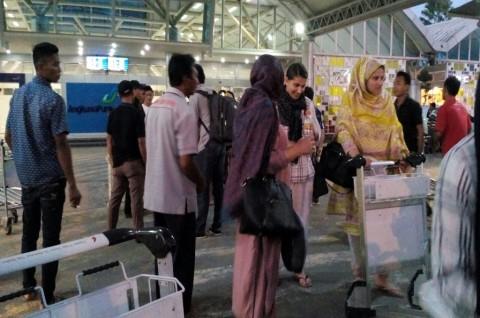 Lebih 20 Penerbangan di Lombok Dibatalkan