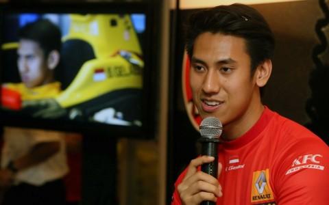 Sean Menargetkan Tampil di F1 pada 2021