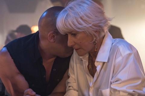 Vin Diesel Bangga Akting Bareng Artis Senior di Fast & Furious 8