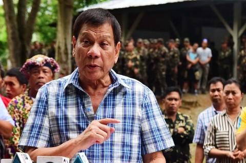 Duterte Umumkan 160 Nama Aparat yang Terlibat Kasus Narkoba