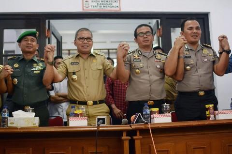 Bentrok Polisi dan Satpol PP di Makassar Diduga Masalah Pribadi