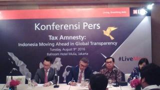 DBS Indonesia Dorong Pemerintah Gencar Sosialisasi <i>Tax Amnesty</i>