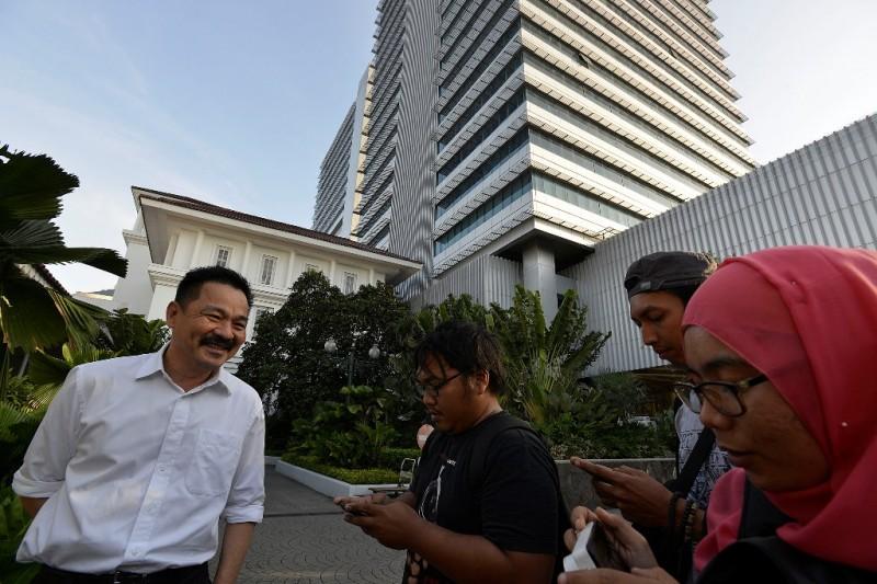 Pendiri Lion Air Rusdi Kirana. ANT/Widodo Jusuf.
