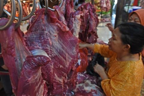 Amankan Pasokan, Pemerintah Siap Buka Impor Daging hingga Amerika Latin
