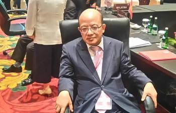 Kata Presiden MK Korsel Usai Ditunjuk sebagai Sekretariat Tetap AACC