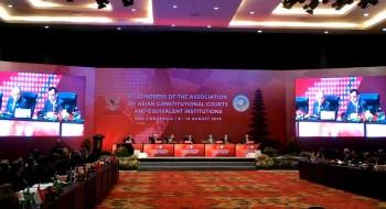 Delegasi AACC Jelaskan Peran MK di Negaranya