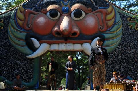 Revitalisasi, TSTJ Solo Diklaim jadi Kebun Binatang Terbaik di Asia