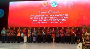 Kongres ke-3 AACC Hasilkan Bali Declaration