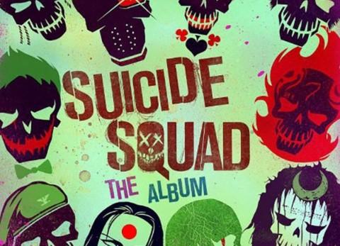 Album Suicide Squad Pimpin Billboard 200 Pekan Ini
