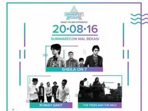 Sheila on 7 Siap Tampil di Soundsfest 2016