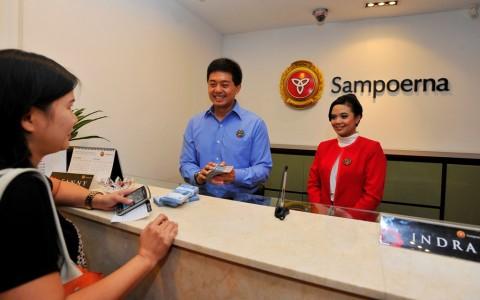 Bank Sahabat Sampoerna Permudah Akses Modal UMKM