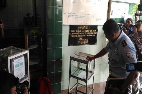 Kotak Infak Turut Diinvestigasi Mabes TNI AU