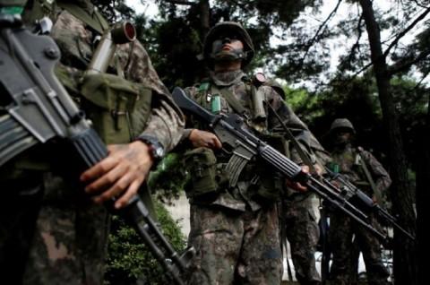 Militer AS-Korsel Mulai Berlatih, Korut Ancam Luncurkan Nuklir
