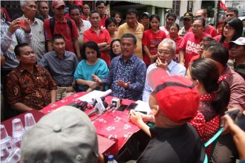 Ketua DPRD DKI: Penggusuran di Mangga Besar Janggal