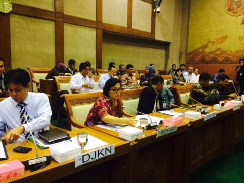 Sri Mulyani & DPR Sepakat Bentuk Tim Khusus Pantau Penggunaan PMN
