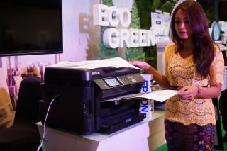 2 Printer Baru Epson Rangkul Pengguna Kantoran