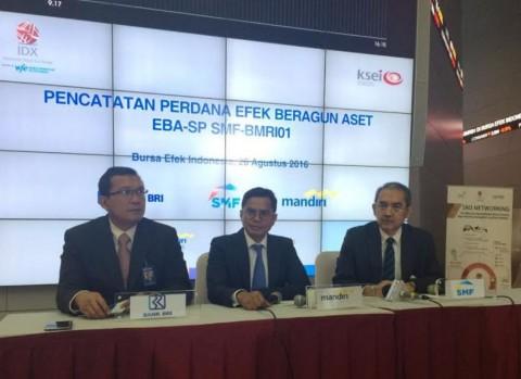 SMF-Mandiri Resmi Catat EBA SP Rp500 Miliar