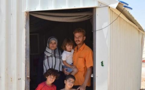 75 Ribu Pengungsi Suriah Terjebak di Gurun Yordania