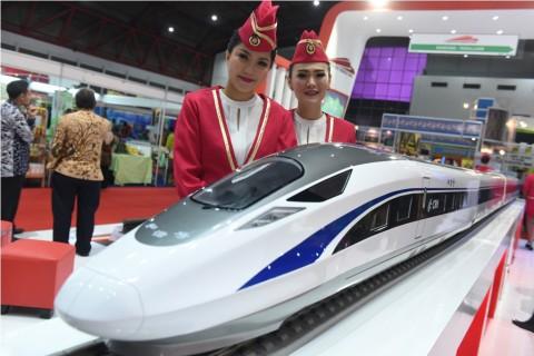 WIKA Mulai Bangun Proyek Kereta Cepat Jakarta-Bandung