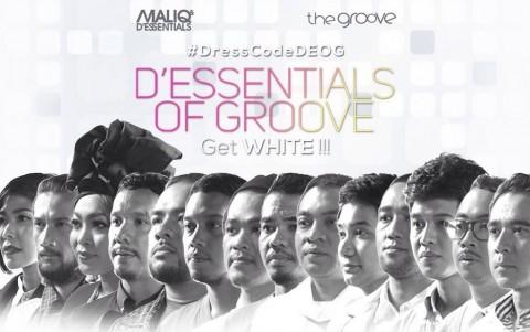 Konser Kolaborasi Maliq & D'Essentials dan The Groove Jamin Penonton Bergoyang