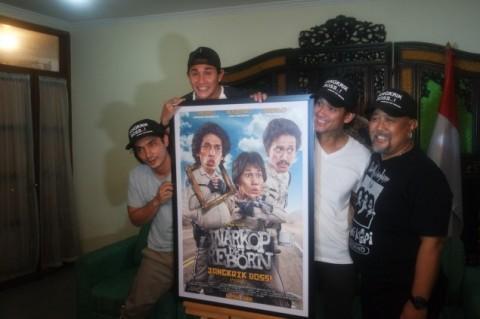 Indro Deg-degan Film Warkop DKI Reborn Pertama Kali Diputar
