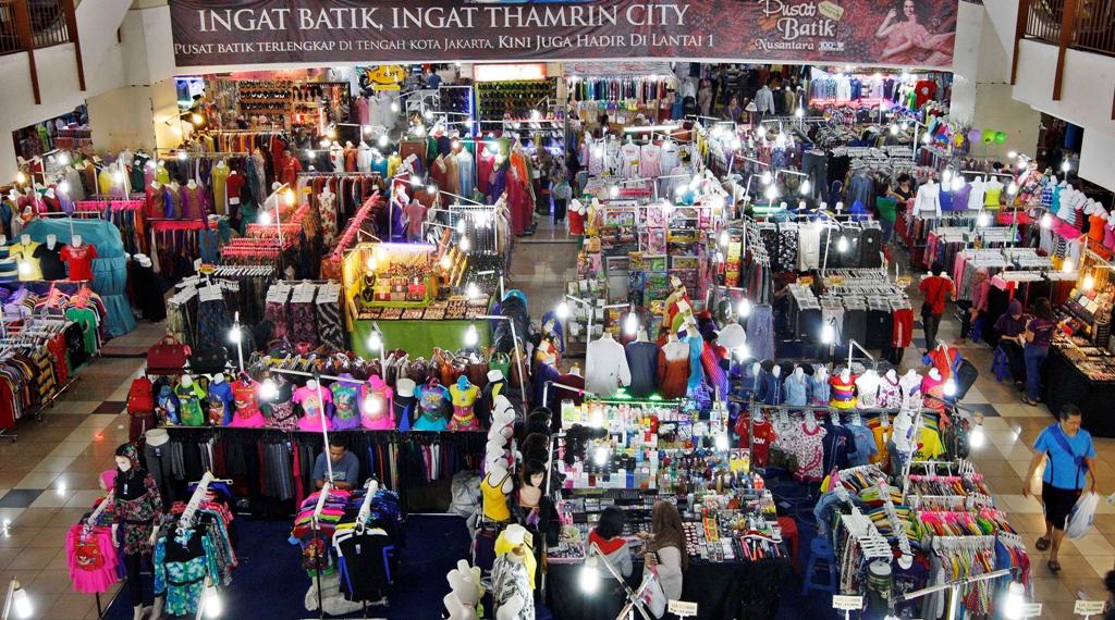 Ilustrasi suasana perdagangan di Thamrin City. (FOTO  MI ROMMY PUJIANTO) f041671aa6