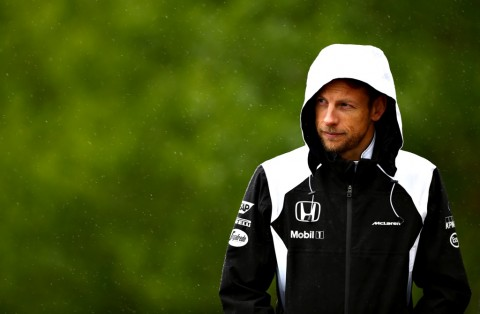 Musim Depan, Jenson Button Istirahat sebagai Pembalap Utama