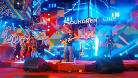 ERK Tampil dengan Formasi Lengkap di Soundrenaline 2016