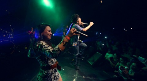 Rilis Singel Internasional, Ras Muhamad Gandeng Artis Reggae dari Jerman