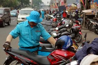 Sistem Elektronik Lahan Parkir PD Pasar Jaya Segera Direalisasikan